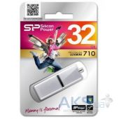 Вид 3 - Флешка Silicon Power 32GB LuxMini 710 USB 2.0 (SP032GBUF2710V1S)