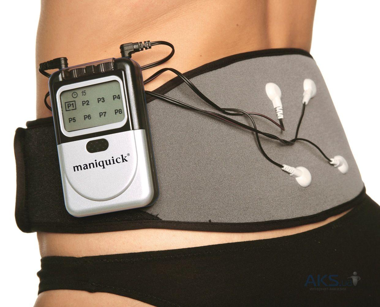 электромиостимулятор от боли в спине