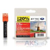 Картридж Jet Tec для Canon BCI-3/BCI-6 (110C000610) Photo Black