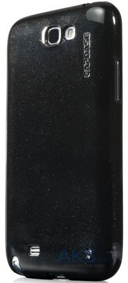 Чехол Capdase Soft Jacket Xpose Sparko Solid Black for Samsung Galaxy Note II GT-N7100 (SJSGN7100-P5Y1)
