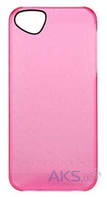 Чехол ITSkins The new Ghost for iPhone 5/5S Pink (APH5-TNGST-PINK)