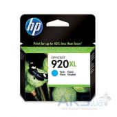Картридж HP DJ No. 920 XL для OJ 6500 (CD972AE) cyan