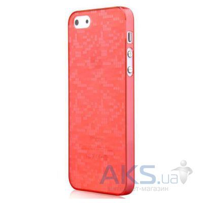 Чехол Vouni Ultra Slim Apple iPhone 5, iPhone 5S, iPhone 5SE Pink