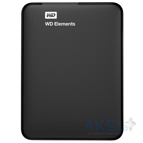 Жесткий диск внешний Western Digital 2.5