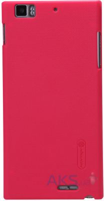 Чехол Nillkin Super Frosted Shield Lenovo K900 Red