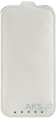 Чехол Melkco Jacka Light PU leather case for HTC One M8 White (O2O2M8LCJT1WEPULC)