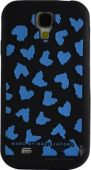Чехол Marc Jacobs Samsung Galaxy S4/I9500 Love Case Light Blue