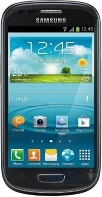 Дисплей (экран) для телефона Samsung Galaxy S3 mini I8190 + Touchscreen Original Black