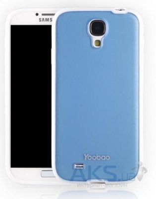 Чехол Yoobao 2 in 1 Protect case for Samsung i9500 Galaxy S IV Blue (PCSAMS4-BL)