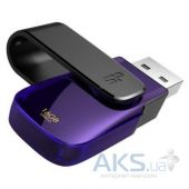 Флешка Silicon Power 16Gb Blaze B31 Purple USB 3.0 (SP016GBUF3B31V1U)