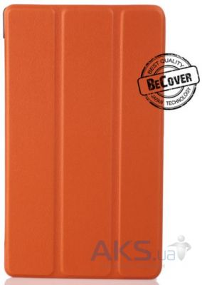Чехол для планшета BeCover Smart Case для Samsung T560 Galaxy Tab E 9.6 Orange