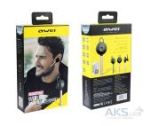 Bluetooth-гарнитура AWEI A825BL Grey