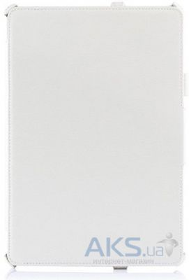 Чехол для планшета Leather case Classic Slim Stand ASUS MeMo Pad HD 10 ME102A White