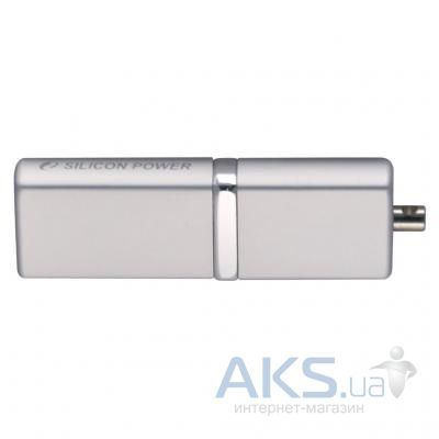 Флешка Silicon Power 32GB LuxMini 710 USB 2.0 (SP032GBUF2710V1S)