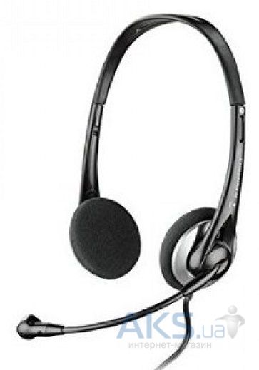Наушники Plantronics Audio 326 Black - фото 2