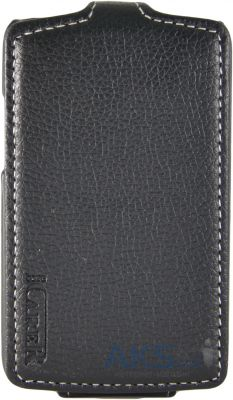 Чехол Carer Base Flip Leather Case for LG Optimus L1 II E410 Black