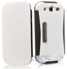 Чехол Gissar Wave Stand For Samsung i9300 Galaxy S III White