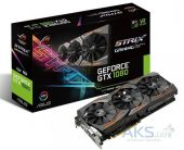 Видеокарта Asus GeForce GTX 1080 STRIX 8GB (STRIX-GTX1080-A8G-GAMING)