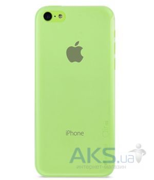 Чехол Melkco Air PP 0.4 mm cover case for iPhone 5C Transparent (APIPONUTPPTS)
