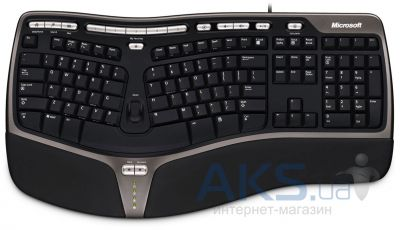 Клавиатура Microsoft Natural Ergonomic Keyboard 4000 Ru (B2M-00020)