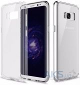 Чехол Rock TPU+PC Pure Series Samsung G955 Galaxy S8 Plus Transparent