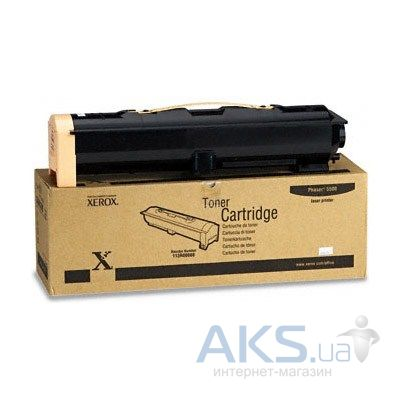 Картридж Xerox Phaser 5500 (113R00668) Black