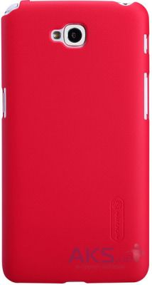 Чехол Nillkin Super Frosted Shield LG Optimus G Pro Lite D686 Red