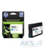 Картридж HP DJ No. 951 XL для OJ Pro 8100 N811 (CN046AE) Cyan