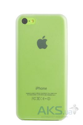 Чехол Perfektum UltraThin Case for Apple iPhone 5C Mate Green