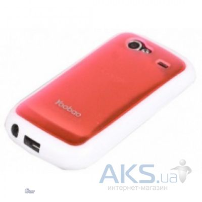 Чехол Yoobao 2 in 1 Protect case for Samsung i9020 Nexus S Pink (PCSAMI9020-PK)