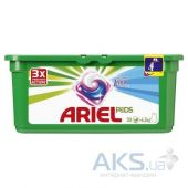 Капсулы Ariel Pods Touch of Lenor Fresh 30 шт