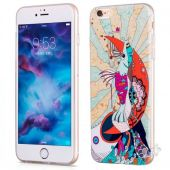 Вид 2 - Чехол Hoco Element Series Mythology Mermaid Apple iPhone 6 Plus, iPhone 6S Plus White