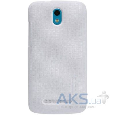 Чехол Nillkin Super Frosted Shield HTC Desire 501 White