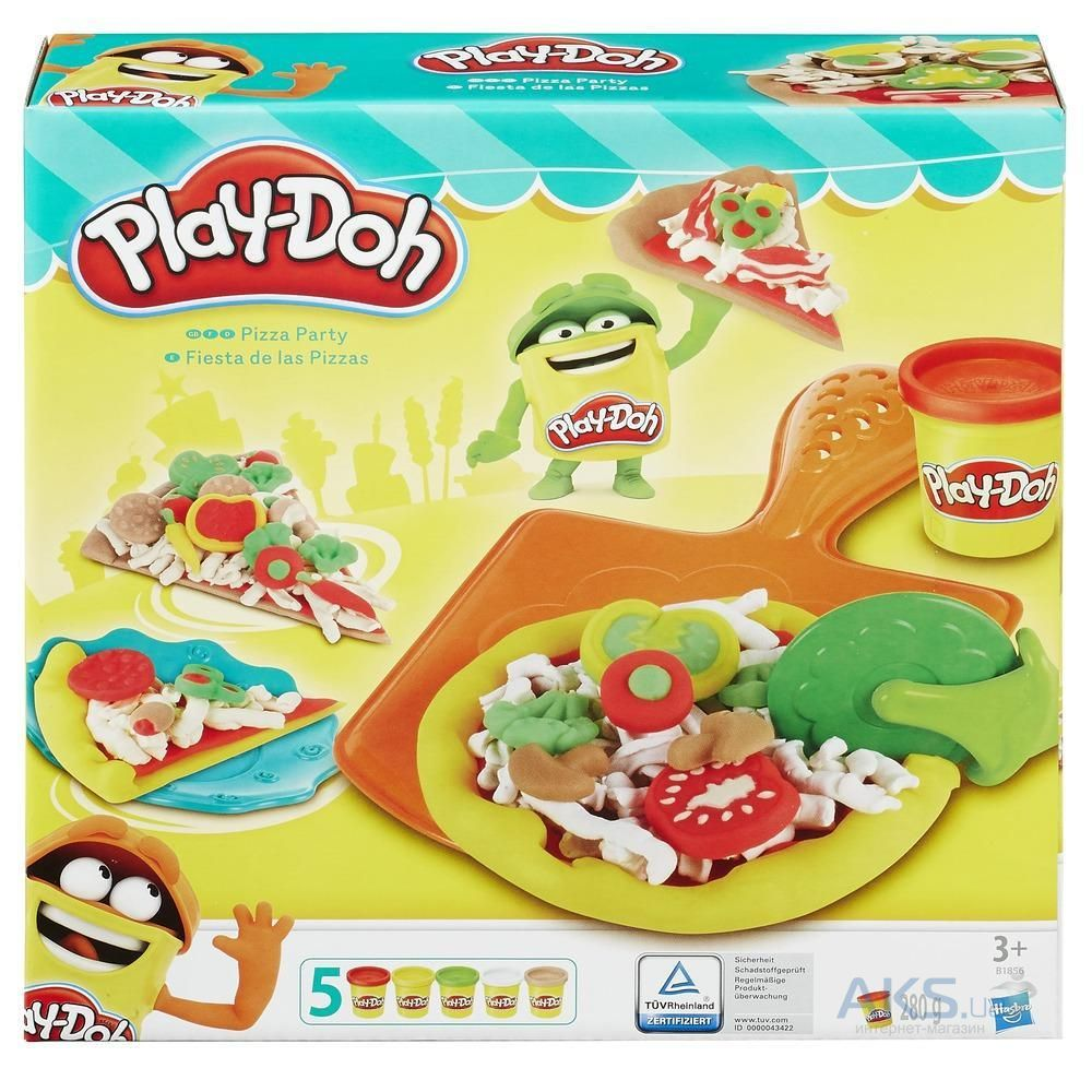 Игра Hasbro Play-Doh Пицца (B1856)