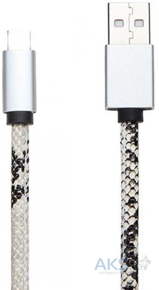 Кабель USB Solove Lightning to USB Cable Nylon Snake