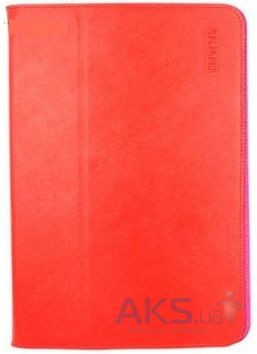 Чехол для планшета Hoco Leather case for Samsung P7500 Galaxy Tab 10.1 Red