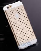 Чехол Mooke Titan Case for iPhone 6/6S Gold