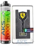 Внешний аккумулятор power bank Ferrari Design Power Bank 20000mAh [PS288] White