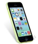 Вид 4 - Чехол Melkco Air PP 0.4 mm cover case for iPhone 5C Transparent (APIPONUTPPTS)