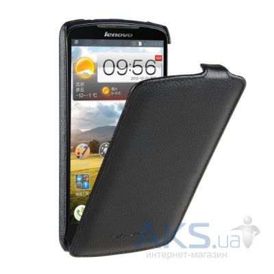 Чехол Melkco Jacka Light PU leather case for Lenovo S920 Black (LNS920LCJT1BKPULC)