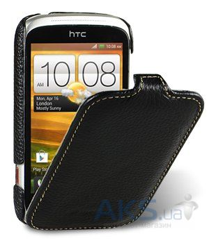 Чехол Melkco Jacka Leather Case for HTC Desire C A320e Black (O2DERCLCJT1BKLC)