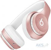 Наушники (гарнитура) Beats Solo2 Wireless Rose Gold MLLG2ZM/A