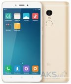 Мобильный телефон Xiaomi Redmi Note 4 3/32Gb Snapdragon Gold
