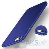 Чехол PC Soft Touch Apple iPhone 7 Dark Blue