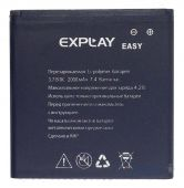 Аккумулятор Explay EASY (1300-2000 mAh) Original
