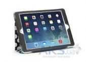 Вид 3 - Чехол для планшета Griffin Back Bay Folio Apple iPad Air Polka Black/White/Purple (GB37899)