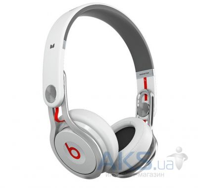 Наушники (гарнитура) Beats by Dr. Dre Mixr White (BTS-900-00032-03)