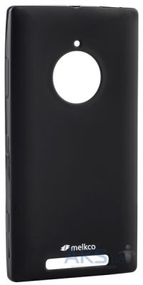 Чехол Melkco Poly Jacket TPU Case for Nokia Lumia 830 Black
