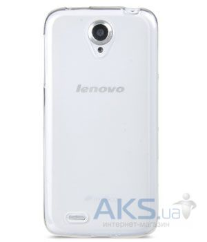 Чехол Melkco Poly Jacket TPU cover for Lenovo S920 Transparent (LNS920TULT2TSMT)