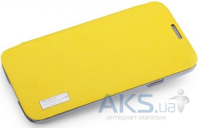 Чехол Rock Elegant Series Samsung i9200 Galaxy Mega 6.3 Yellow